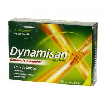 Dynamisan 3 g/10 ml - Illustration n°1