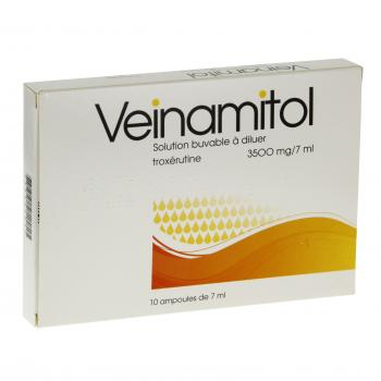 Véinamitol 3500 mg/7 ml