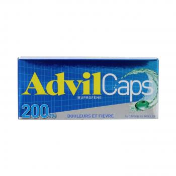 Advilcaps 200 mg