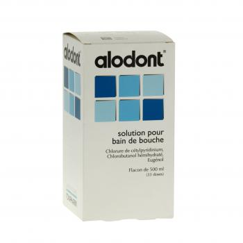 Alodont (flacon de 500 ml)