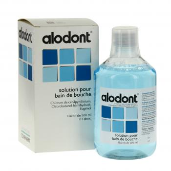 Alodont flacon de 500 ml - Illustration n°2