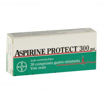 Aspirine protect 300 mg - Illustration n°1