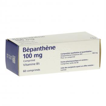 Bépanthène 100 mg - Illustration n°1