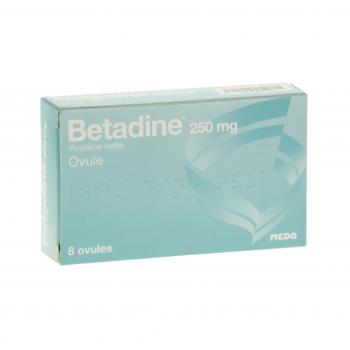 Bétadine 250 mg - Illustration n°1