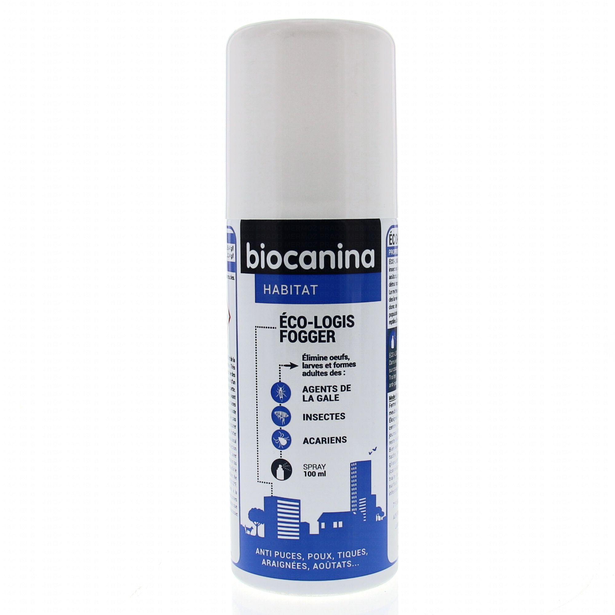 Biocanina co logis fogger spray 100ml pharmacie en ligne prado mermoz - Fumigene anti puce pharmacie ...