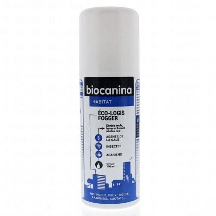 BIOCANINA Éco logis fogger spray 100ml - Illustration n°1