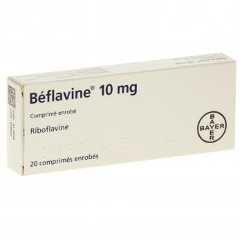 Beflavine 10 mg - Illustration n°1