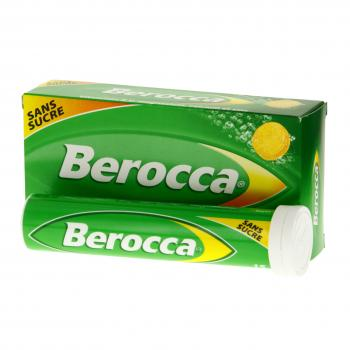 Berocca sans sucre effervescents - Illustration n°2