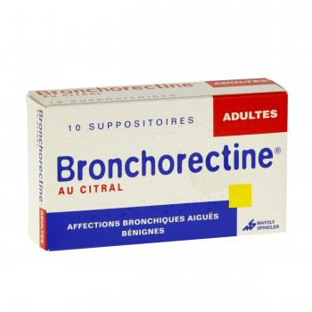 Bronchorectine au citral adultes