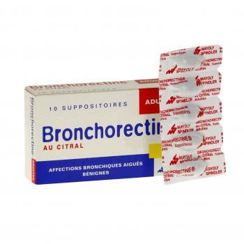 Bronchorectine au citral adultes - Illustration n°2