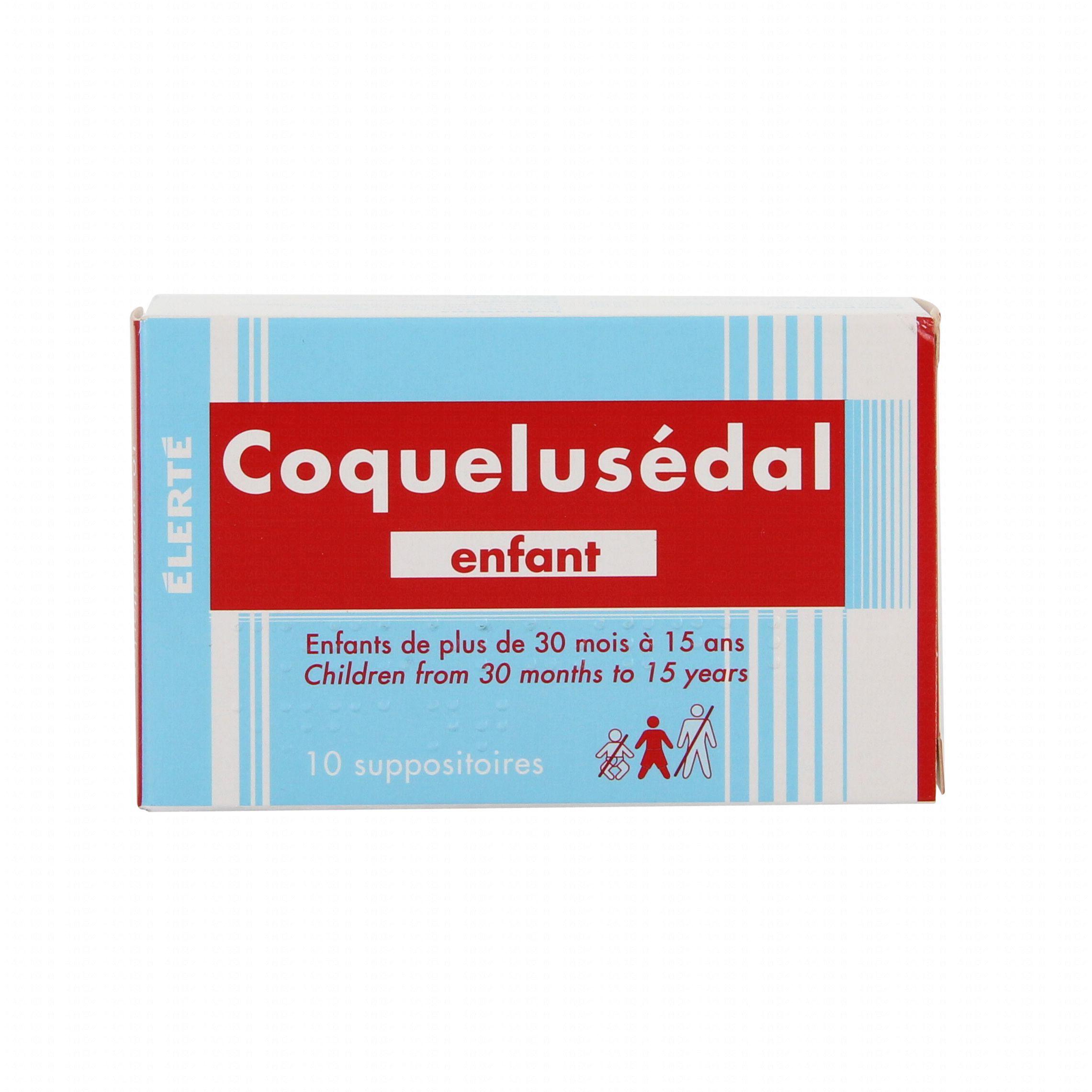 coquelusedal toux seche