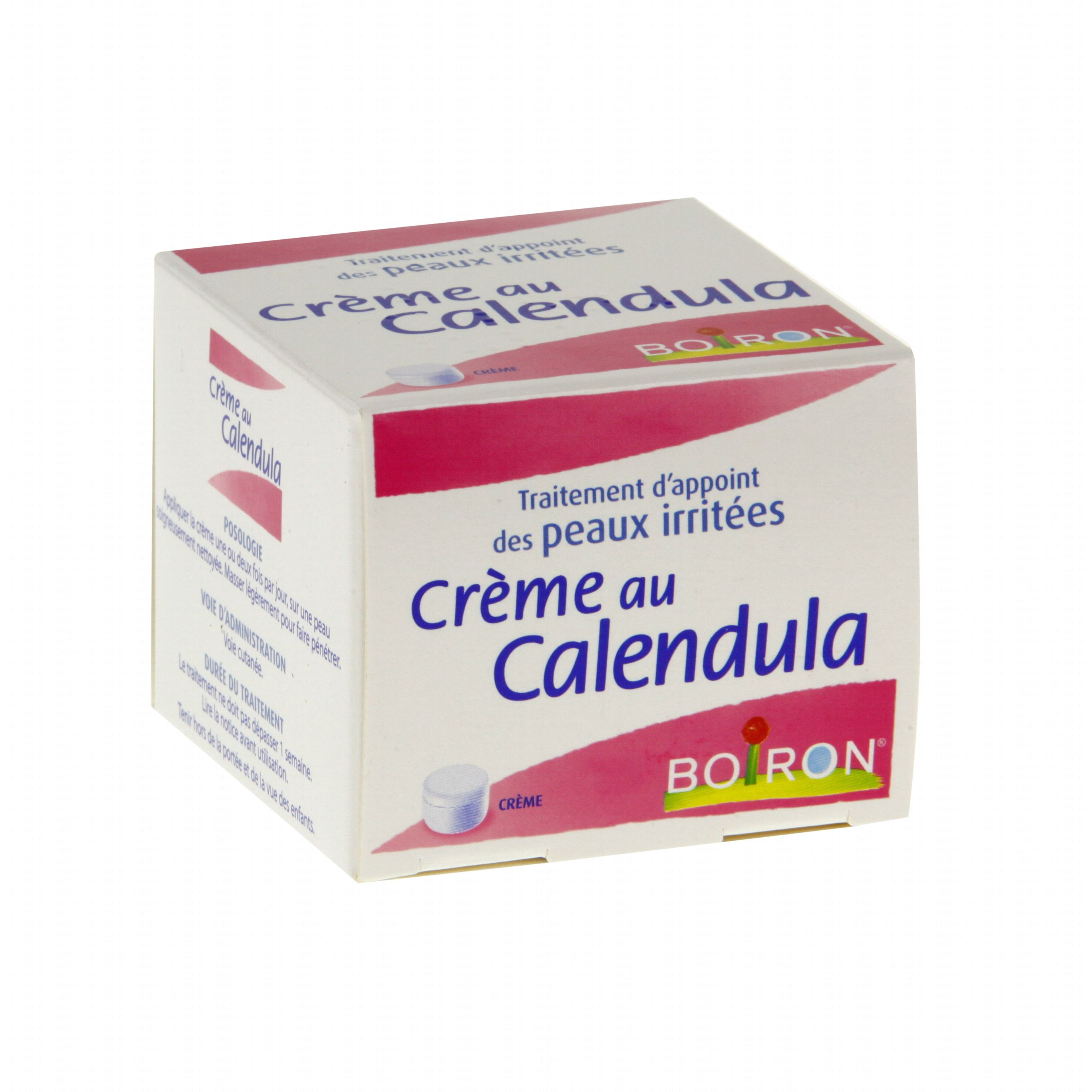 Crème au calendula pot de 20 g Boiron (médicament conseil