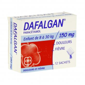 Dafalgan 150 mg - Illustration n°1