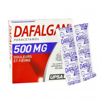 Dafalgan 500 mg - Illustration n°2