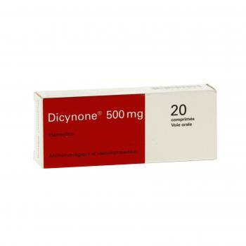 Dicynone 500 mg - Illustration n°1