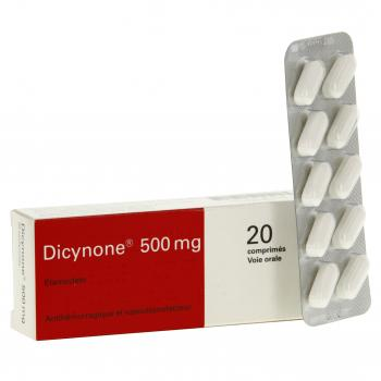 Dicynone 500 mg - Illustration n°2