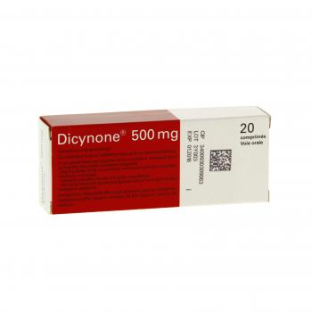 Dicynone 500 mg - Illustration n°3