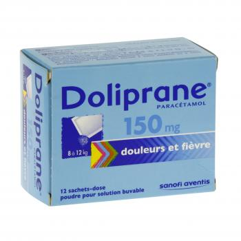 Doliprane 150 mg - Illustration n°1