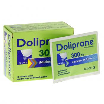 Doliprane 300 mg - Illustration n°2