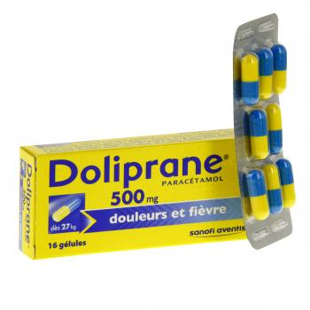 Doliprane 500 mg - Illustration n°2
