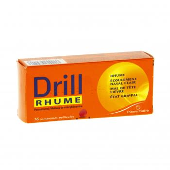 DRILL Rhume - Illustration n°1