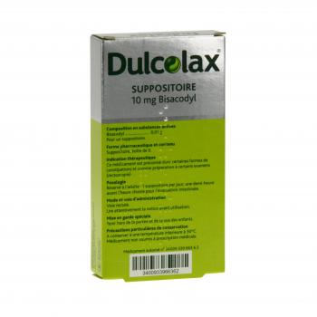 Dulcolax 10 mg - Illustration n°3