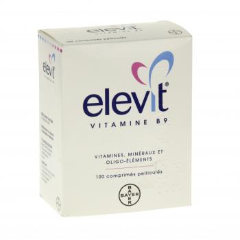 Elevit vitamine b9 - Illustration n°1