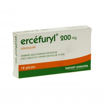 Ercefuryl 200 mg - Illustration n°1