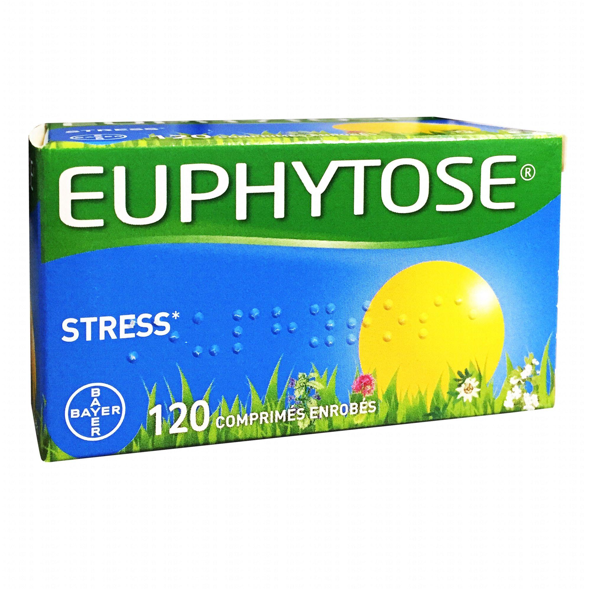 medicament euphytose