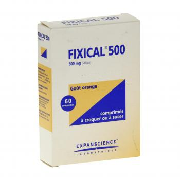 Fixical 500 mg - Illustration n°1