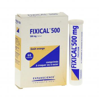 Fixical 500 mg - Illustration n°2