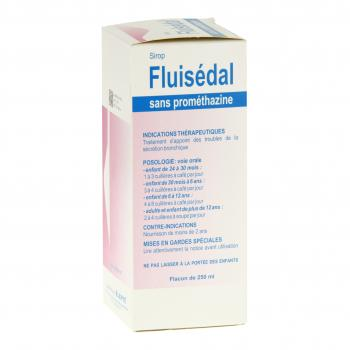 Fluisédal sans prométhazine flacon de 250 ml - Illustration n°3