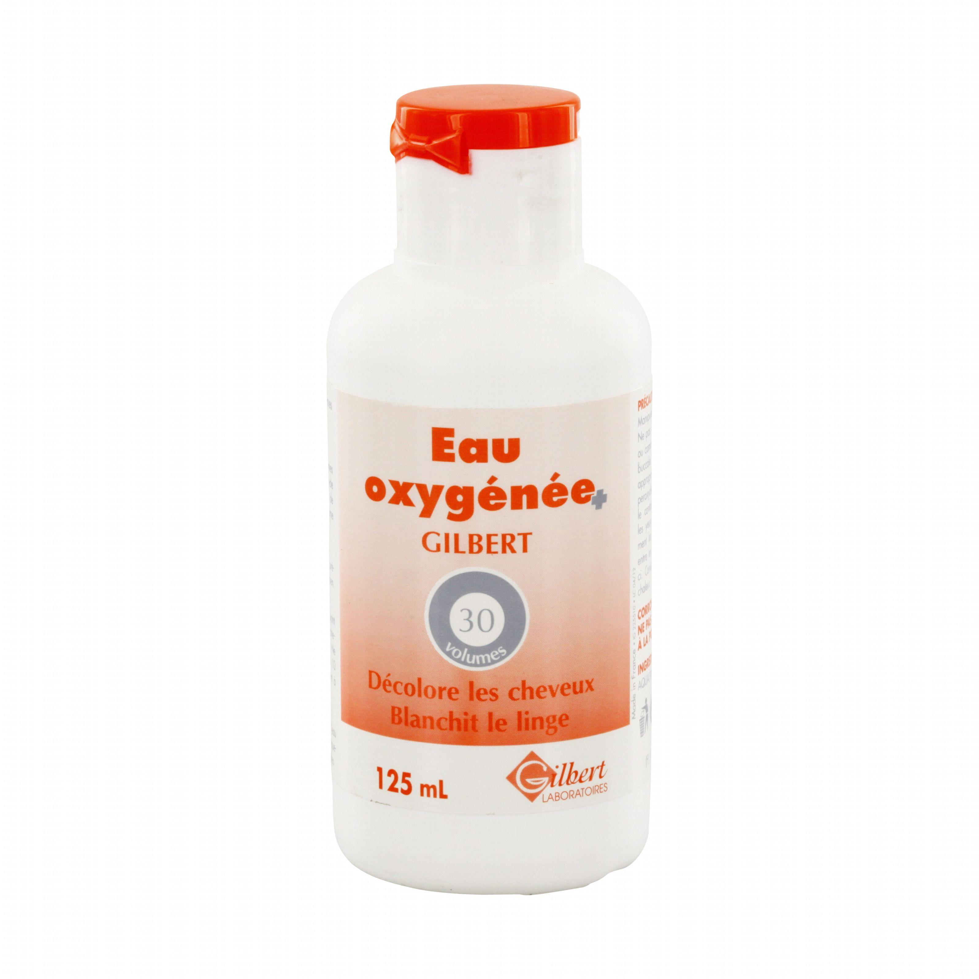 gilbert eau oxyg 233 n 233 e 30 volumes flacon 125 ml pharmacie en ligne prado mermoz
