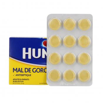 Humex mal de gorge miel citron 20 mg - Illustration n°2