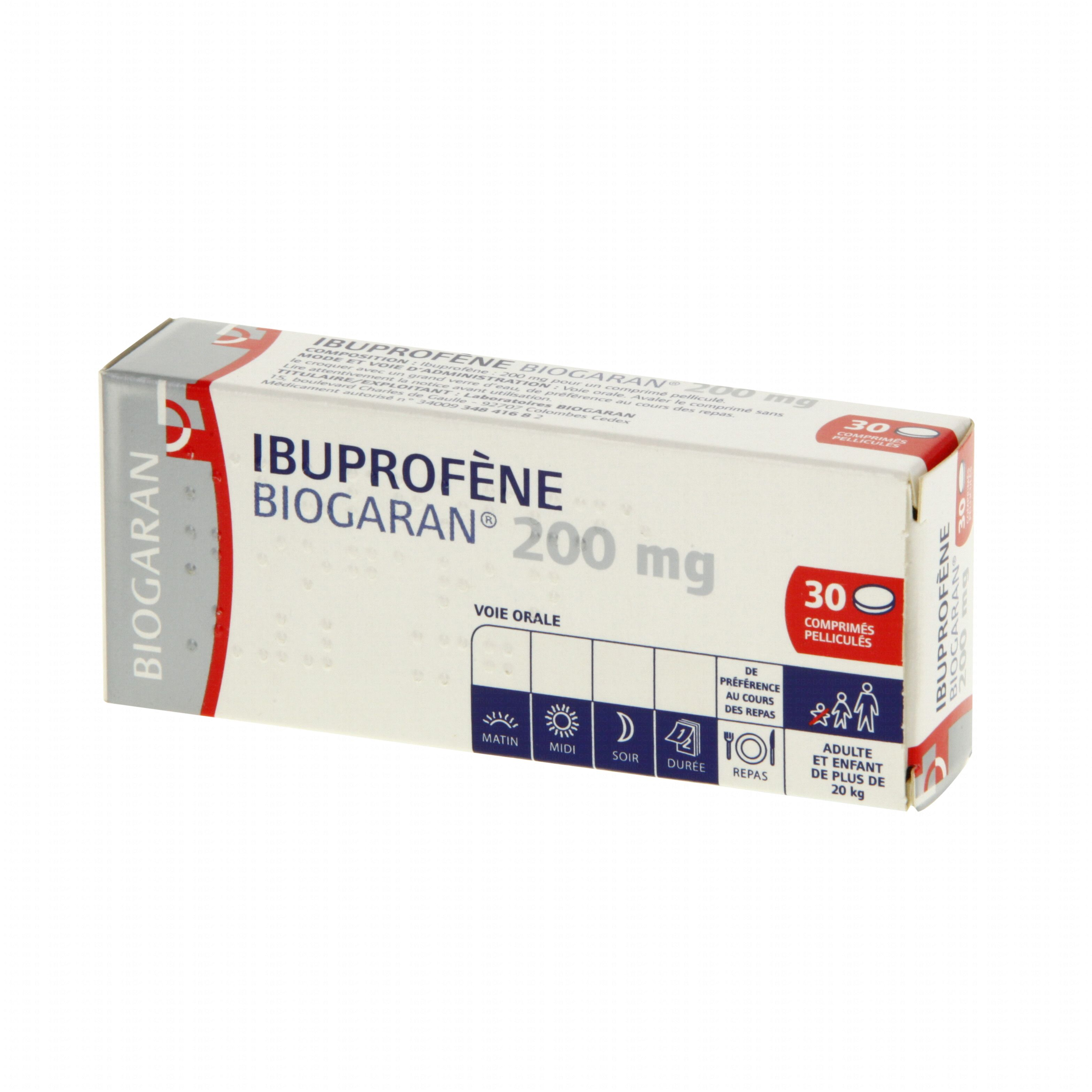 anti inflammatoire non steroidien sans ordonnance