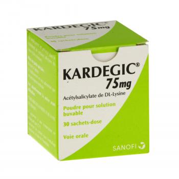 Kardegic 75 mg - Illustration n°1
