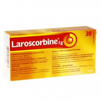Laroscorbine 1g effervescent - Illustration n°2