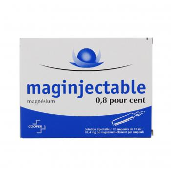 Maginjectable 0,8%