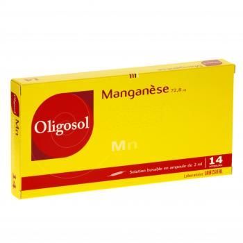 Manganèse oligosol - Illustration n°1