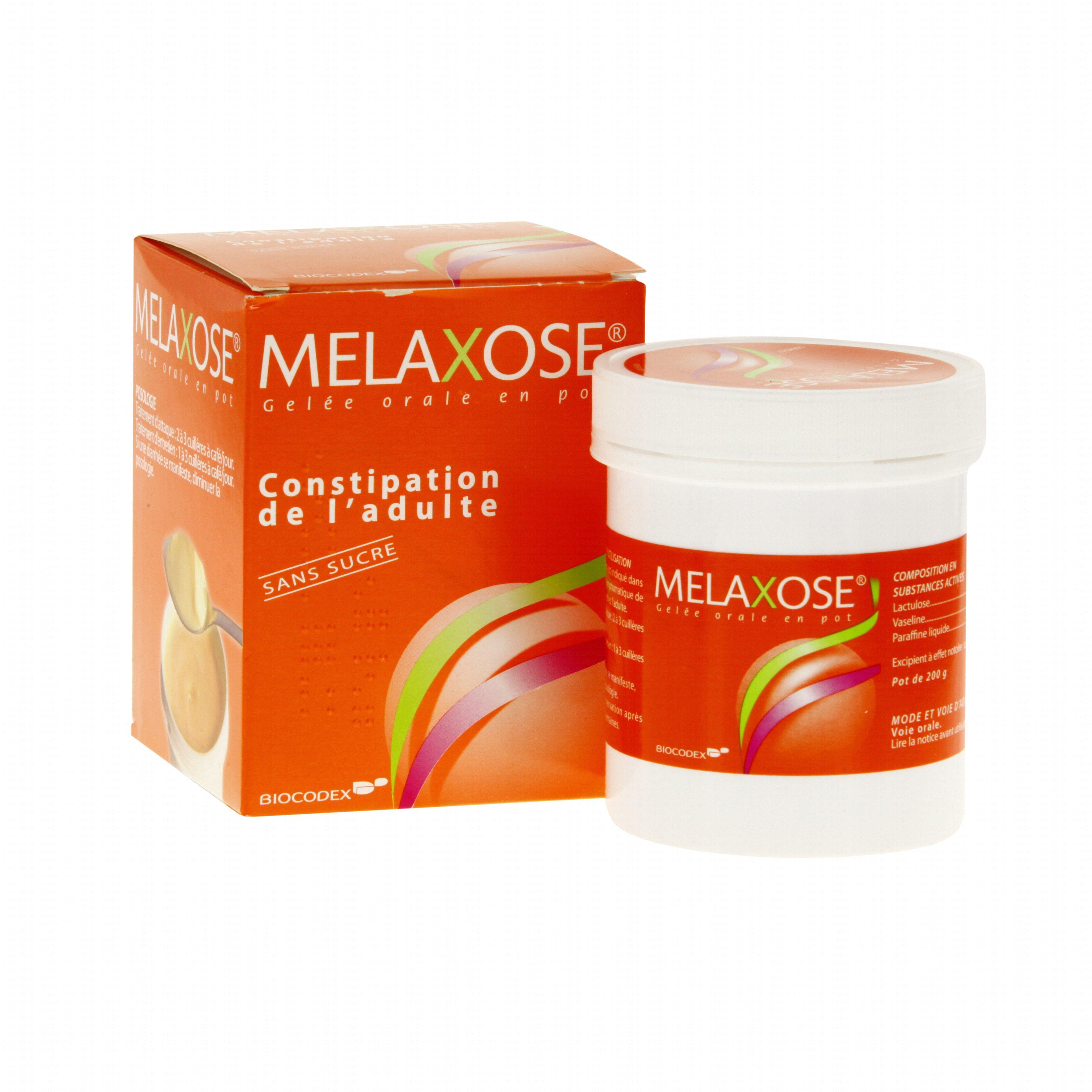 Melaxose Biocodex (médicament conseil) - Pharmacie en