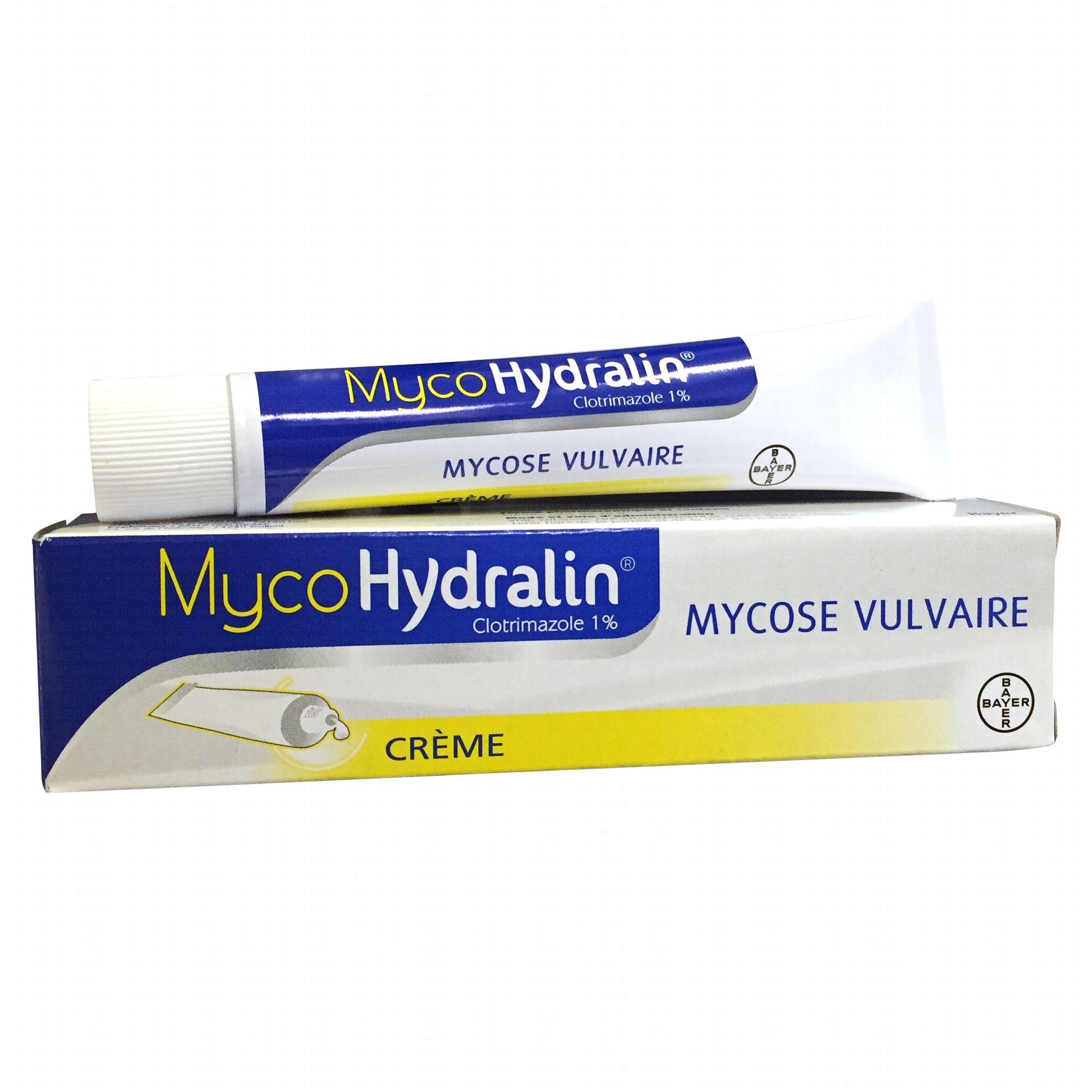 creme mycohydralin