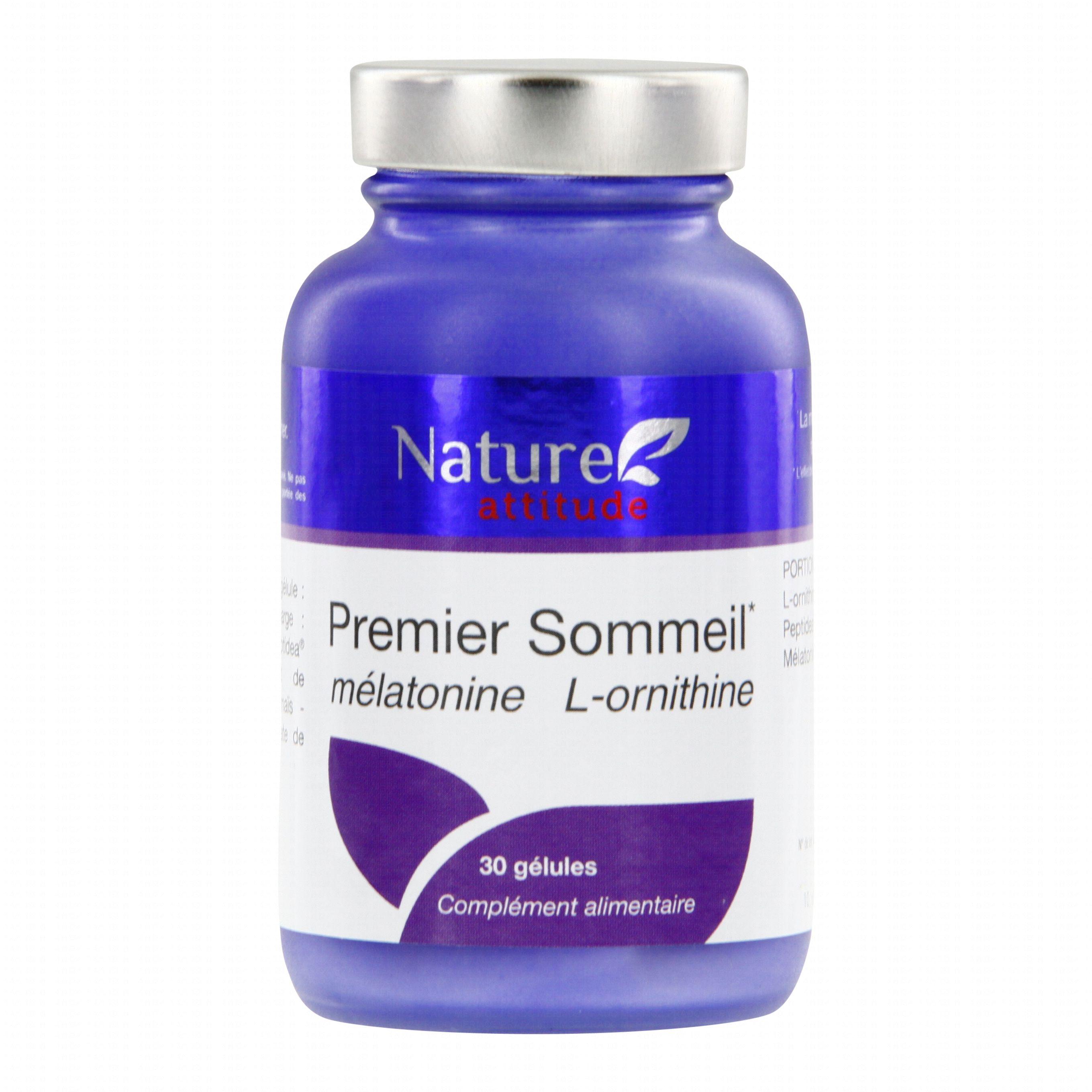 NATURE ATTITUDE Premier sommeil 30 gélules - Pharmacie en