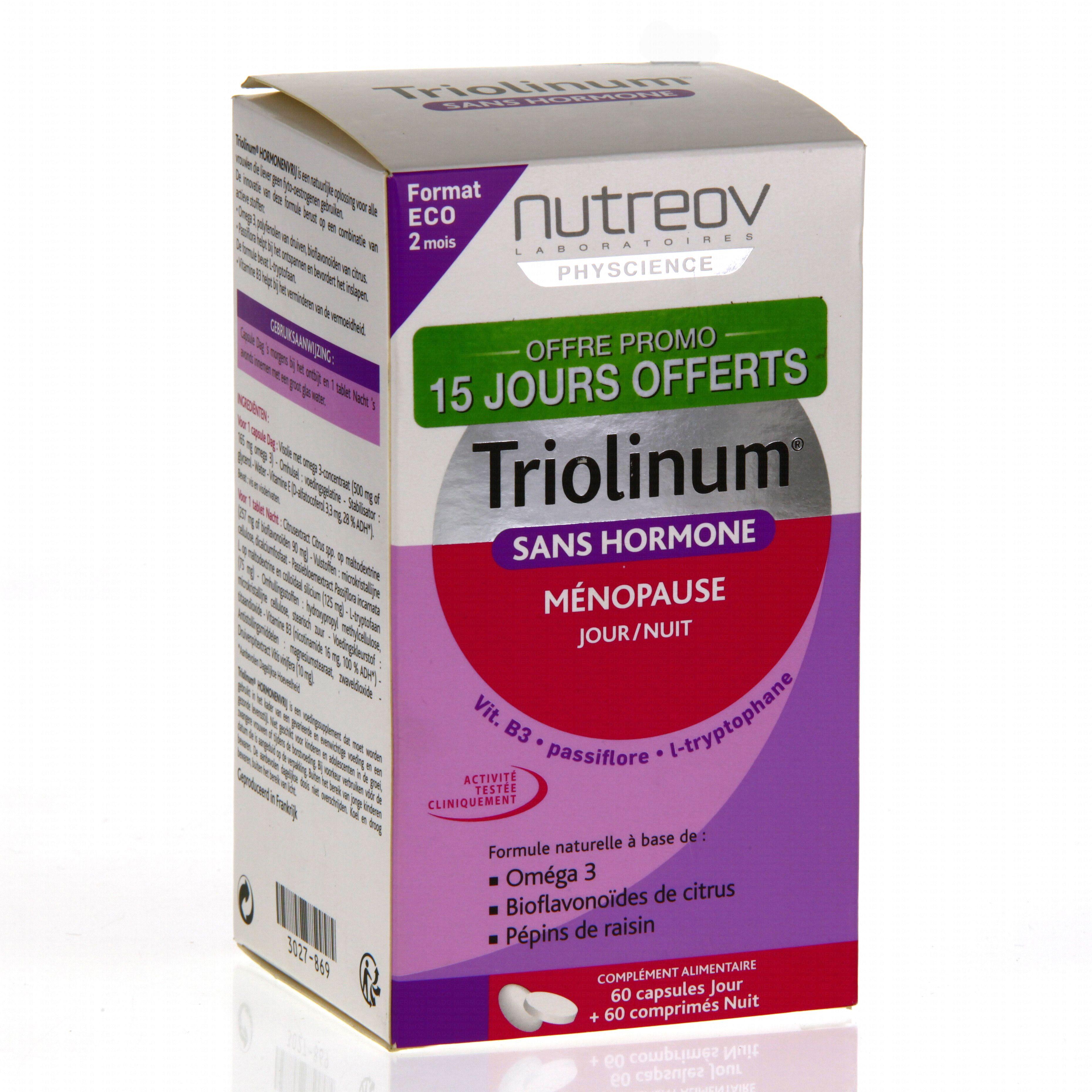 triolinum sans hormone