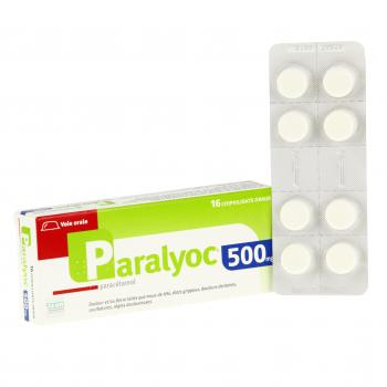 Paralyoc 500 mg - Illustration n°2