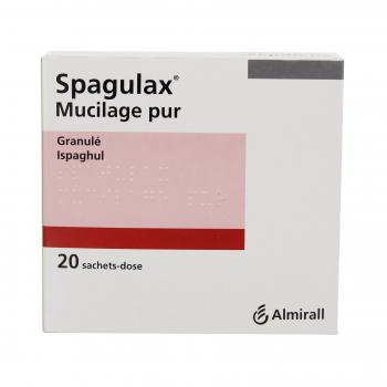 Spagulax mucilage pur - Illustration n°1