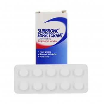 Surbronc expectorant ambroxol 30 mg - Illustration n°2