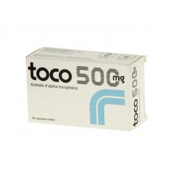 Toco 500 mg - Illustration n°1