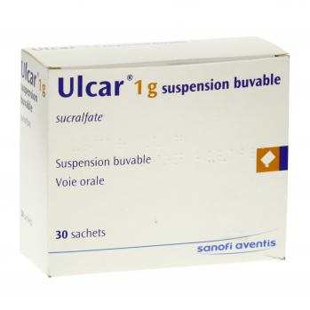 Ulcar 1 g - Illustration n°1