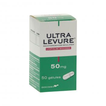 Ultra-levure 50 mg - Illustration n°1
