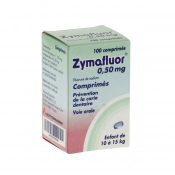 Zymafluor 0,50 mg - Illustration n°1